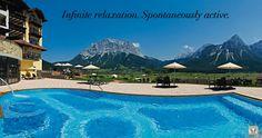 Best Wellness & Sport Hotel Post, Tyrol, Austria Tyrol Austria, Hotels, Relax, Wellness, Sport, Mansions, House Styles, Outdoor Decor, Deporte