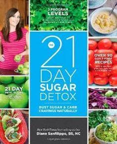 Sugar free diet plan no sugar meal plan for sugar detox sugar the 21 day sugar detox program by diane sanfilippo pdf download forumfinder Gallery