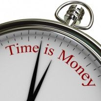 Time Management In The Cleaning Business share tips on getting the most bang for your buck time-wise.