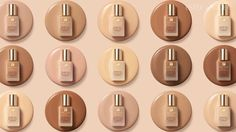 Day to night foundation, meet your makeup match. Visit any Estée Lauder counter for help finding your perfect shade using our iMatch™tool. Chanel Foundation, Double Wear Foundation, It Cosmetics Foundation, No Foundation Makeup, Beauty Ad, Beauty Shoot, Makeup City, Makeup Backgrounds, Email Design Inspiration