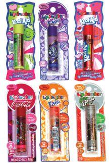 Lip Smacker Lip Balm Astd. Flavors