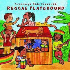 Reggae Playground - Putumayo Kids Presents