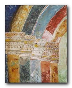 Grace your home wall with this wonderful vertical Architectural portal column left wall décor art print poster . This poster captures the image of A portal is an opening in a wall of a building, gate or fortification, especially a grand entrance to an important structure. Doors, metal gates, or portcullis in the opening can be used to control entry or exit. Grab this amazing poster for its high quality gloss finish paper with archival quality inks which ensures long lasting beauty of the…
