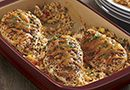 Fiesta Chicken and Rice Bake - The Pampered Chef® http://pamperedchef.biz/malynnssoutherngrace