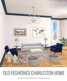 Charleston Homes, My Design, House Design, Gallery Wall, Home Decor, Decoration Home, Room Decor, Architecture Design, Home Interior Design
