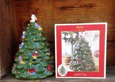 Spode Cookie Jar 3D Christmas Tree Jar Spode Christmas Tree