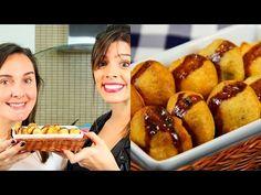 Receita de Deep Fried Oreos - Cyber Cook Receitas