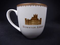 Downton Abbey Sympathy Butters No Parsnips Mrs Patmore Mug 2015 $23.97  3665 #WorldMarket