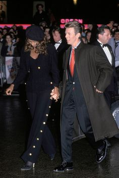 """night-spell: """" Splitting Heirs film premiere, London, Leicester Square, 2 April 1993 """""""