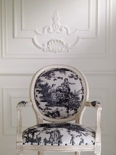 Textile Spotlight: Timeless Toile                                                                                                                                                                                 More