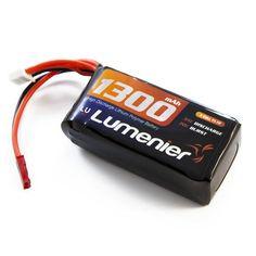 Lumenier 1300mAh 3s 35c Lipo Battery (JST) - Go Drones  - 4