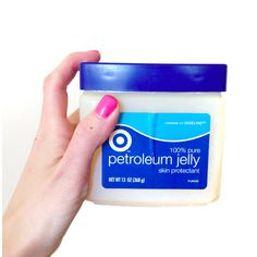 8 Clever Beauty Tips and Tricks Using Petroleum Jelly