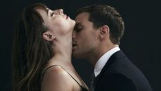 17 Books Coming Out for 'Fifty Shades of Grey Fans' This Spring by T. Fifty Shades Of Darker, 50 Shades Freed, 50 Shades Trilogy, Fifty Shades Series, Fifty Shades Movie, Eric Johnson, Dakota Johnson, Jesse Ward, 10 Film