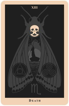 Image result for r. black tarot deck