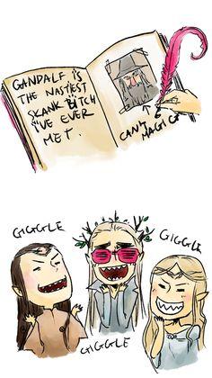 olgg: Mean Elves