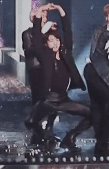 Just Jungkook being a hooker, no big