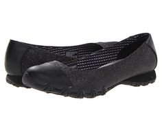 SKECHERS Bikers - Relaxed Fit - Glitzy Sparkle Black - Zappos.com Free Shipping BOTH Ways size 6