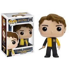 Figurine POP Harry Potter Cedric Diggory Triwizard Exclusive