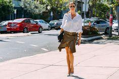 Style Inspiration: Australian Street Chic