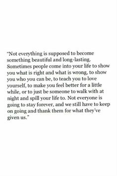 Thank you K, you helped me as I helped you. I wish things were different and I wish your actions were louder then your emotions but at some point I have to stop waiting for you to show up and let go.