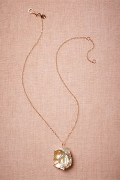 Neptunes Prize Necklace from BHLDN