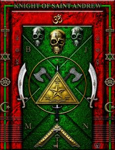 Masonic Art, Freemasonry, Occult, Knight, Saints, Cavalier, Knights