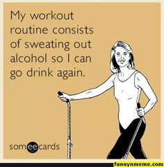 ideas funny ecards workout someecards for 2019 Jokes For Teens, Funny Quotes For Teens, Funny Quotes About Life, Sweat Workout, Workout Humor, Crossfit Humor, Funny Drinking Memes, Funny Memes, Someecards Funny