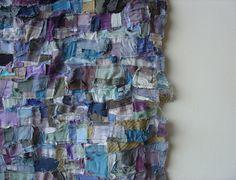 textile arts | barbara wisnoski's textile art | Daily Art Muse