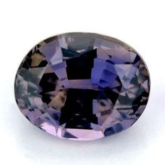 1.24ct Certified Natural Multicolor Sapphire