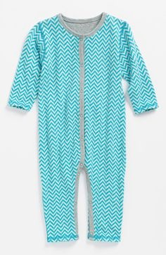 Love for Chevron stripes meets baby nephew on the way...love this! But is it too girly? I only have girls! LOL