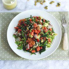 Spring #Superfoods Salad