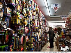 Discount store or dollar store? Competition for Target?