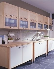 Ikea kitchen on Pinterest  Standing Kitchen, Free Standing Kitchen Cabinets and Freestanding ...