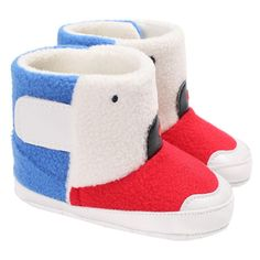 Dreamyth Kid Toddler Baby Boy Girl Letter Warm Print//Zip Ankle Winter Boots Sport Shoes Sneaker