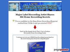 awesome Musician's Blueprint To Getting Heard - Bestselling Blueprint Series!