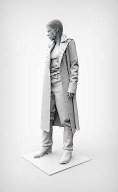 ArtStation - The Sharpshooter, Madina Chionidi