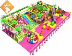 2018 newest high quality indoor playground equipment