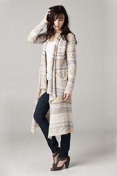 Savannah Sweater in Mocha