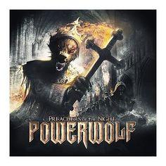 "L'album dei #Powerwolf ""Preachers Of The Night""."