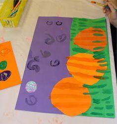 mrspicasso's art room: Secondary Pumpkin Patch