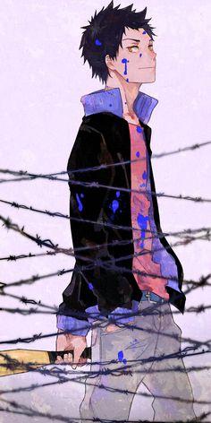 Yamamoto Takeshi | Katekyo Hitman Reborn