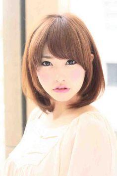 2013春夏 ナチュラルボブ髪型|アフロート シェルハ 【表参道の美容室】のヘアスタイル