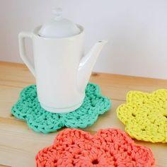 Image of Dessous de plat crochet