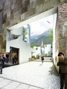 CIVIC architects - Housing - Aigle