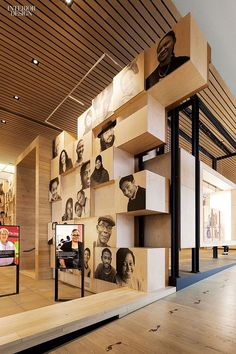 Interior Design Exhibitions 2014 rhombic dryerson university master of architecture | retail