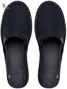 Havaianas Espadrilles Homme/Femme Origine III Noir-EU :39-BR:37 - Chaussures havaianas (*Partner-Link)