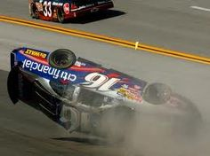 nascar accident today video