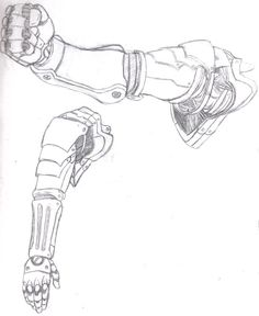 Automail sketchies. by Nakari.deviantart.com on @DeviantArt