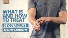 3 Techniques for De Quervain's Tenosynovitis to Relieve Wrist & Thumb Pain Sore Hands, Costochondritis, Wrist Pain, Rheumatoid Arthritis Symptoms, Psoas Muscle, Hand Therapy, Pain Relief, Texts, Health And Fitness