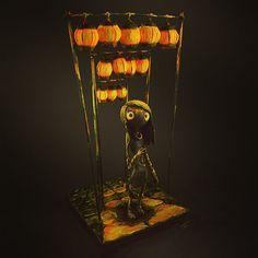 #sculpture #coldporcelain #lanterns #diorama #lowbrow #figurine #artcomplex #sculptureartist #clayartist #gribouilli  #sculpture #coldporcelain #lowbrow #figurine #artcomplex #sculptureartist #clayartist #gribouilli #virginiegribouilli